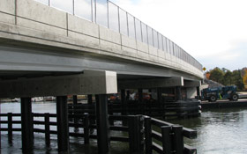 Bridge Engineering - Replacement of Beach Boulevard Bridge, Lacey Township, NJ