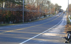 Highway Design - Reconstruction of Massachusetts Avenue, Toms River & Lakewood, NJ