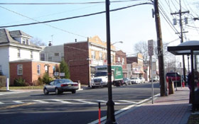 Highway Improvements to New Brunswick Avenue