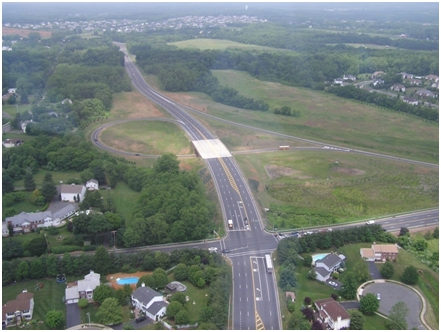 Bridge Engineering - Kozloski Road Ext., Freehold Twp., NJ