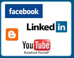 Birdsall Social Media Logos